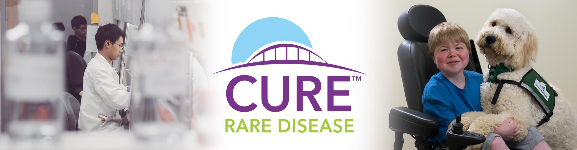 Cure Rare Disease Announces Partnership with Columbus Children's Foundation