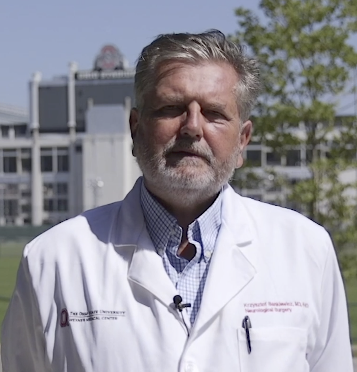 Dr. Krystof Bankiewicz — World Renowned Gene Therapist — Named President and Chief Executive Officer, Columbus Children's Foundation