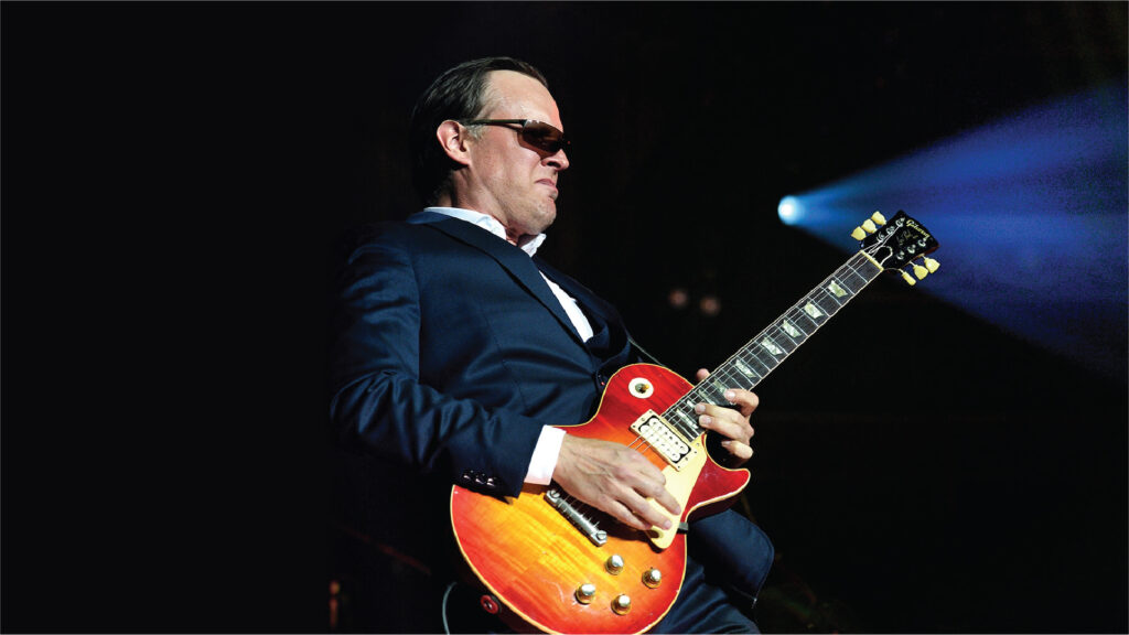 Blues great Joe Bonamassa teams up with Columbus Children's Foundation in exclusive fundraiser to benefit children with Ultra-Rare Genetic Diseases